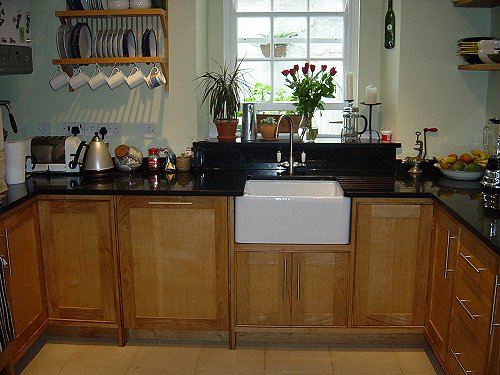 Gallery Kitchens Geriba Granite Kitchen